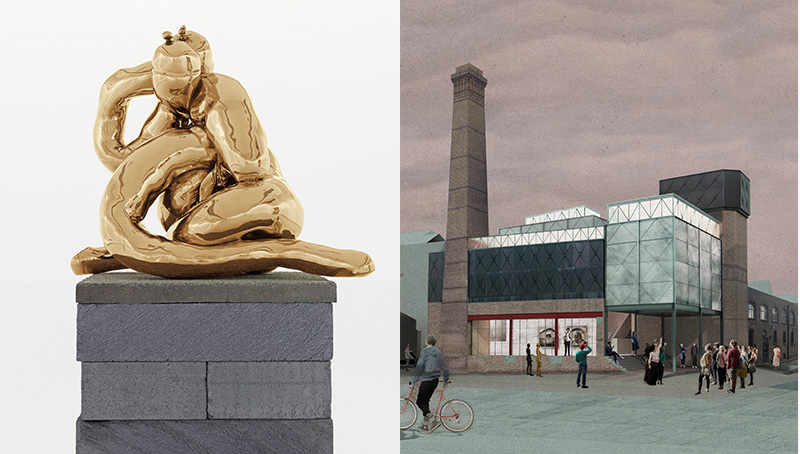 The Goldsmiths Gallery Project