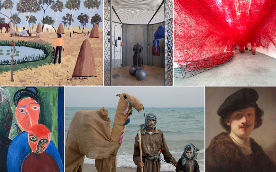 The must-see exhibitions of 2019 — Asia, Australia and the Middle East