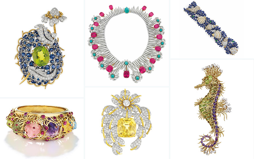 Jean Schlumberger 'A trailblazer in the world of fine jewels'