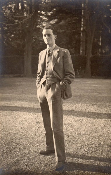 Edward James, circa late 1920s