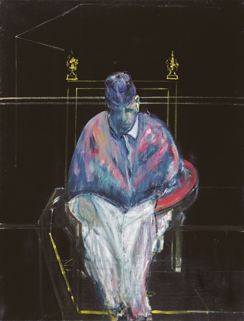 'To me this is so soulful, so poignant' Francis Bacon, Study for Portrait II, 1956. © The Estate of Francis Bacon. All rights reserved. DACS 2018